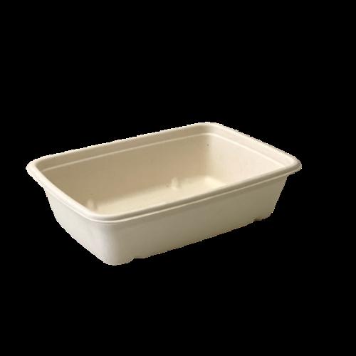 Envase rectangular 1050 ml.