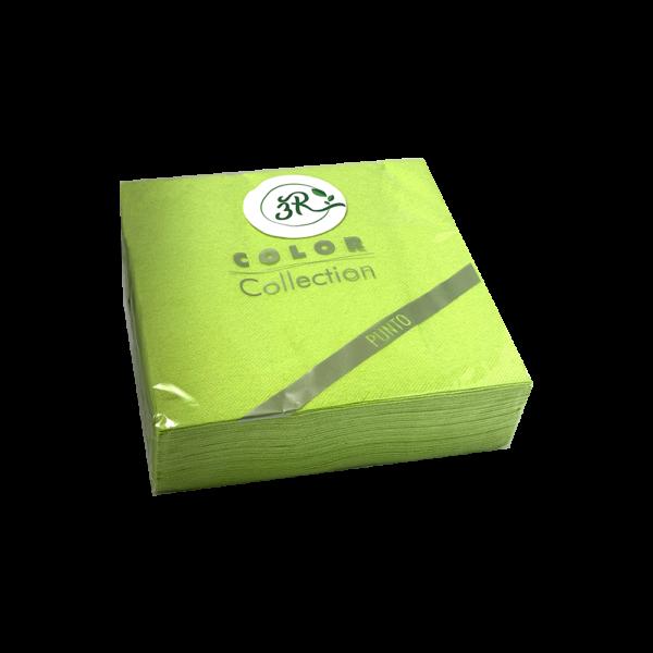 servilleta verde micro gofrado suaves grandes
