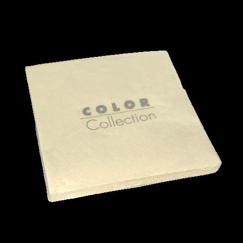 servilleta color crema 33x33