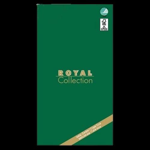 Mantel de Papel Color Verde Oscuro 180x120 cm.