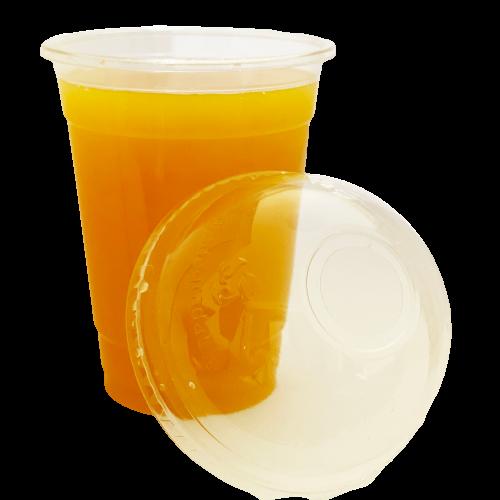 vaso smoothie hostelería compostable