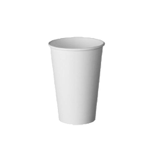Vaso Cartón blanco 300 cc. / 10oz.