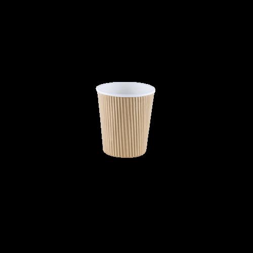 Vasos Kraft Corrugado 4 oz